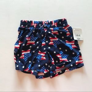 Other - NEW Stars & Stripes Shorts Size: XS (4/5)